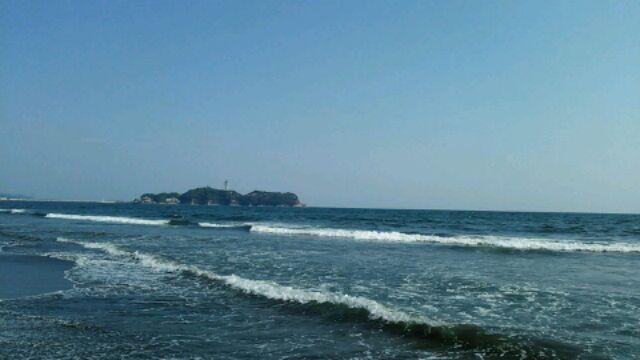 今日の海(*^^*)